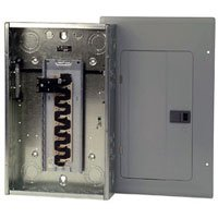 Cutler hammer 50 amp breaker how to connect to panel