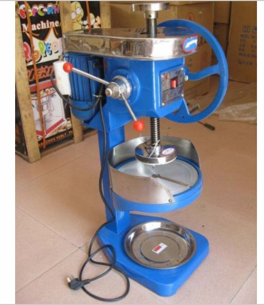 manual ice shaver snow ice maker