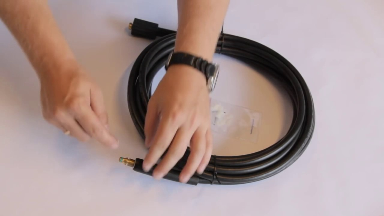 Gerni o ring replacement instructions