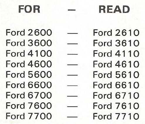 Ford 3600 tractor service manual pdf