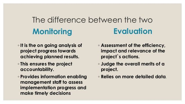 Monitoring and evaluation questions and answers pdf