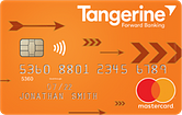 Tangerine credit card how to change categories