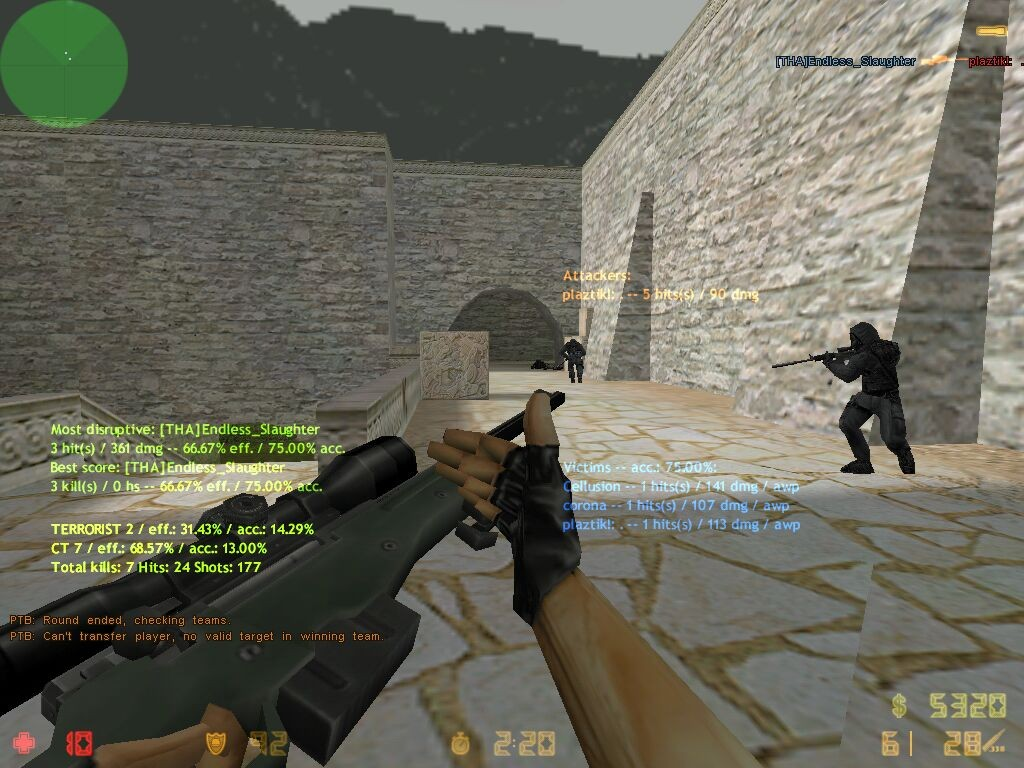 counter strike 1.6 reset defualts manually