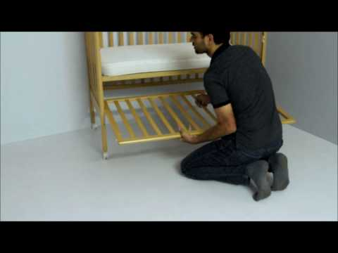 troll cot assembly instructions
