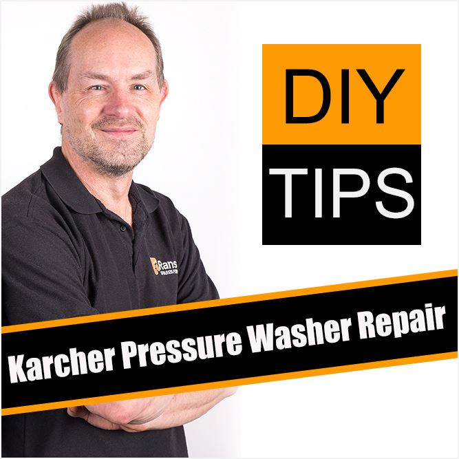 karcher pressure washer troubleshooting manual