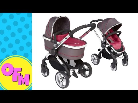Mamas and papas mpx travel system instruction manual