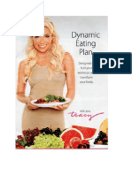 Tracy anderson meal plan pdf