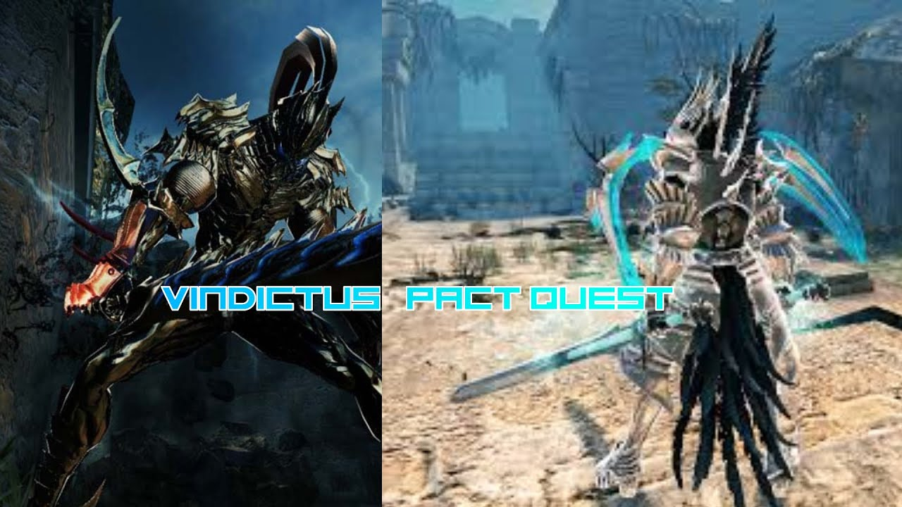 Vindictus how to become paladin